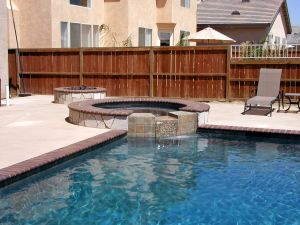 Fire Features #014 by Quality Custom Pools