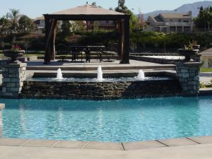 Formal & Grecian Pools #002 by Quality Custom Pools