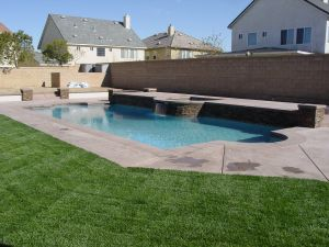 Formal & Grecian Pools #003 by Quality Custom Pools