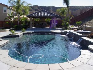 Formal & Grecian Pools #007 by Quality Custom Pools