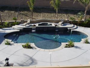 Formal & Grecian Pools #009 by Quality Custom Pools