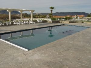 Formal & Grecian Pools #013 by Quality Custom Pools