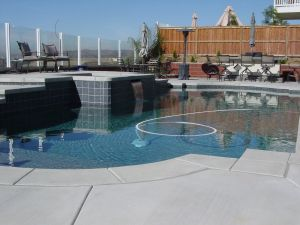 Formal & Grecian Pools #016 by Quality Custom Pools