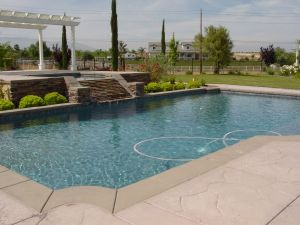 Formal & Grecian Pools #018 by Quality Custom Pools
