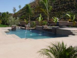 Formal & Grecian Pools #019 by Quality Custom Pools