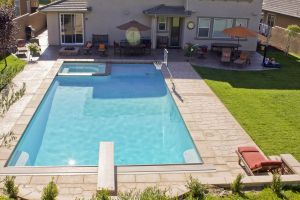 Formal & Grecian Pools #020 by Quality Custom Pools