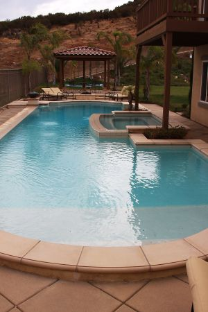 Formal & Grecian Pools #023 by Quality Custom Pools