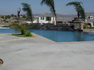 Formal & Grecian Pools #025 by Quality Custom Pools