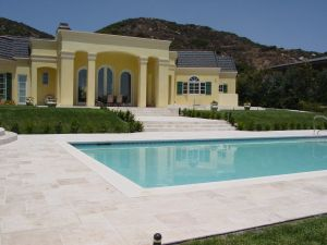 Formal & Grecian Pools #026 by Quality Custom Pools