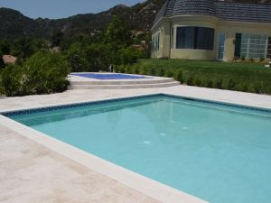 Formal & Grecian Pools #027 by Quality Custom Pools