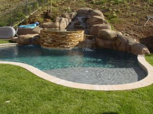 Free Form Pools #067 by Quality Custom Pools