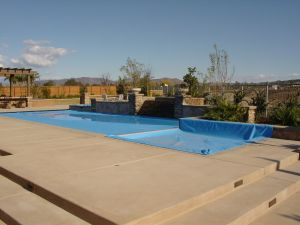 Pool Covers #012 by Quality Custom Pools