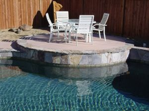 Coping #001 by Quality Custom Pools