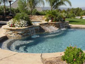 Coping #007 by Quality Custom Pools