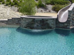 Coping #012 by Quality Custom Pools