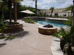 Coping #016 by Quality Custom Pools