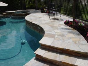 Coping #017 by Quality Custom Pools
