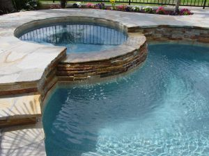 Coping #018 by Quality Custom Pools