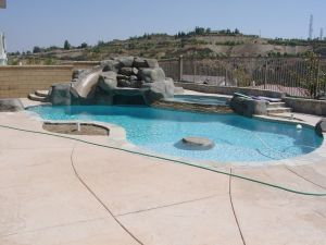Coping #020 by Quality Custom Pools