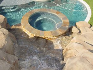Coping #022 by Quality Custom Pools