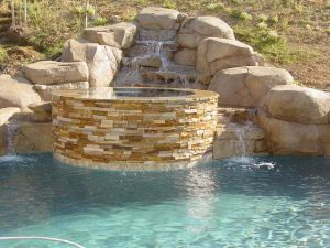 Coping #023 by Quality Custom Pools