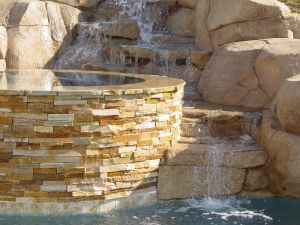 Coping #024 by Quality Custom Pools