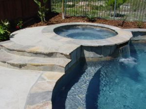 Coping #025 by Quality Custom Pools