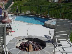 Coping #026 by Quality Custom Pools