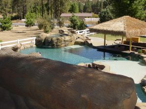 Rock Style Pools #005 by Quality Custom Pools