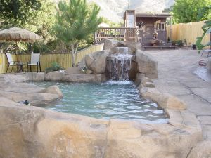 Rock Style Pools #006 by Quality Custom Pools
