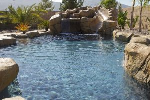 Rock Style Pools #022 by Quality Custom Pools