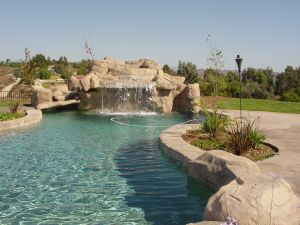 Rock Style Pools #033 by Quality Custom Pools