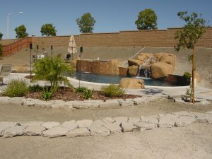 Rock Style Pools #035 by Quality Custom Pools