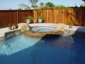 Rock Style Pools #037 by Quality Custom Pools