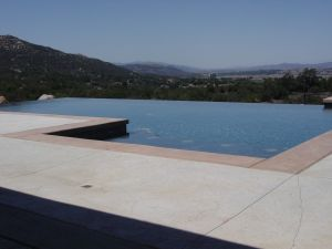 Vanishing Edge Pools #002 by Quality Custom Pools