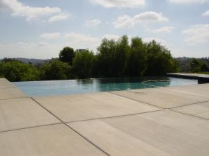 Vanishing Edge Pools #012 by Quality Custom Pools