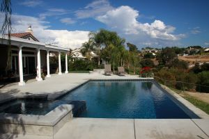 Vanishing Edge Pools #019 by Quality Custom Pools