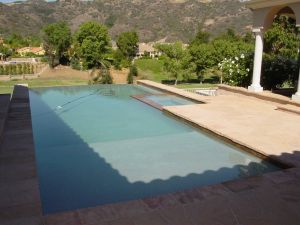 Vanishing Edge Pools #021 by Quality Custom Pools
